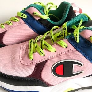 Champion Shoes - Multi-Colored Champion Sneakers ✨